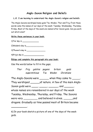 anglo saxon topic resources by amylou18 teaching resources tes