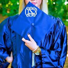 monogram graduation cap shop graduation decals on wanelo