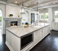 Granite Countertops For White Kitchen Cabinets by Furnitures White Granite Countertops Pictures Call The