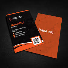 free rounded corner business card design free business cards