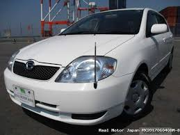 2001 toyota corolla spoiler used toyota corolla runx 2001 for sale stock tradecarview