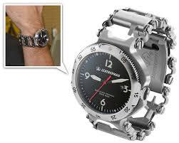 leatherman steel tool bracelet images Leatherman tread wearable multitool notcot jpg
