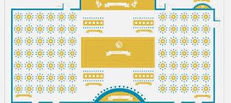 Floor Plan Wedding Reception Creating A Functional Wedding Reception Floor Plan Gps Decors