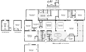 skyline mobile homes floor plans floor triple wide mobile homes awesome triple wide floor plans