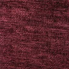 Textured Chenille Upholstery Fabric Designer Luxury Soft Plain Solid Heavy Weight Upholstery Crushed