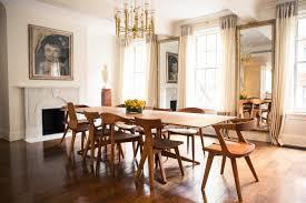 inside gabriela hearst u0027s west village town house dining room