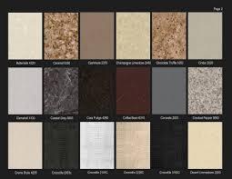 cosmopolitan easy to care grey quartz counters new counter trends