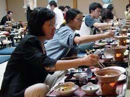 cuisine japonaise traditionnelle le repas japonais ou l essence d apprendre le civisme a table