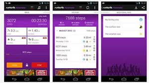 pedometer app for android top best health and fitness apps for android 2013 heavy