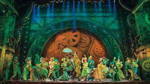 wicked themed events wicked the musical flies into marina bay sands singapore once more