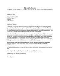 sample business management cover letter cover letter it director