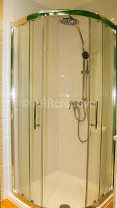 B Q Shower Doors by Lucy U0027s New Shower Room Arbcreative