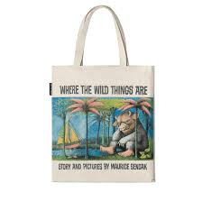where the wild things are tote bag u2013 the new york public library shop