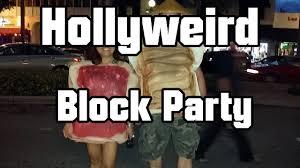 hollyweird halloween block party south florida finds