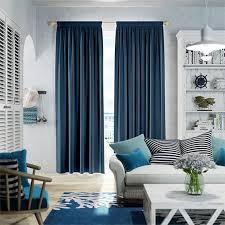 Royal Blue Curtains Velvet Royal Blue Curtains