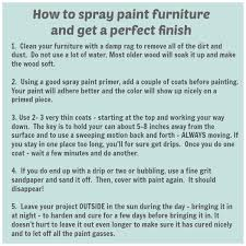 tips and tricks to ensure a perfect paint job