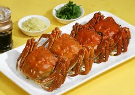 most cuisines steamed mitten crab soochow also has its own style cuisines the