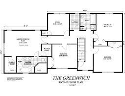 House Design Plans Software by Simple Floor Plan Software Good Would Add A Third Garage Bay And