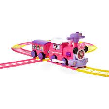 minnie mouse choo choo train big