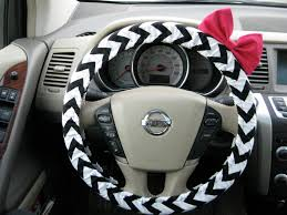 cheap lexus wheel covers black and white chevron steering wheel cover with matching bright