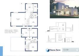 plan de maison en l avec 4 chambres plan maison a etage 4 chambres plan de maison avec 4 chambres