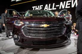 2018 chevrolet traverse starts under 31 000 news cars com