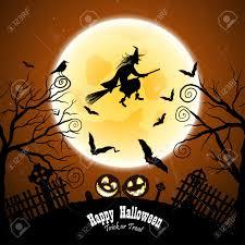 happy halloween graveyard background happy halloween moon tree