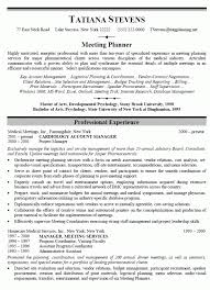 event planner resume event planner resume with no experience event planner resume