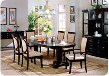 oval shape dining table dining room table furniture sets chairs china cabinets buffet
