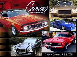 history of the chevrolet camaro historic chevrolet cars facts and phomes as presented by