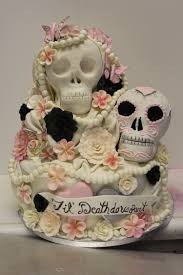 skull wedding cakes sugar skull wedding cake xtra special cakes