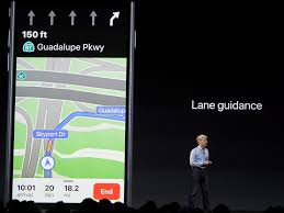 Walking Map App Apple Maps Updates And Changes In Ios 11 Business Insider