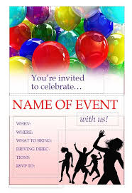 flyer templates online free invitation flyers free online flyers