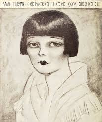 shingle haircut the 1920s also known as the roaring the dutch bob cut origin of an iconic 1920s hairstyle glamourdaze