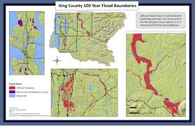 seattle flood map seattle and king county ready