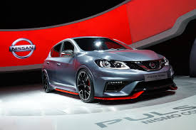 nissan almera nismo performance concept nissan unveils pulsar nismo and juke nismo rs only motors