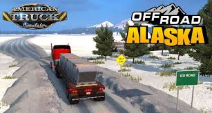 Usa Map Alaska by Alaska American Truck Simulator Mods Ats Mods