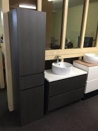 bathroom cabinets timber wood grain bathroom cabinet doors