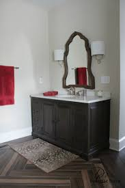 master bathroom before and after domestic charm