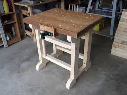 small workbench design diy small woodworking bench plans download