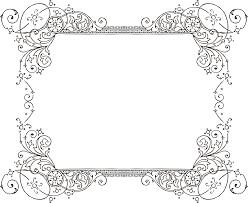 vintage thanksgiving clipart vintage picture frame clip art u2013 101 clip art