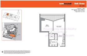 Icon Brickell Floor Plans Icon Brickell Floor Plans Image Mag