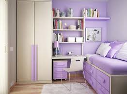 Bedrooms For Teens by Bedroom Enticing Cute Purple Bedroom For Teens With White Wooden
