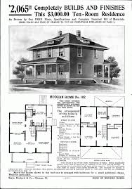 apartments four square house plans craftsman foursquare house
