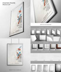 design templates photography free photo frame mockups 15 photoshop poster mockup templates for your creative designs