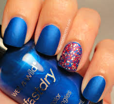 fourth of july nails fun fashion style mag