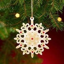 snow fantasies tree ornament by lenox sa e 19 95 christmas