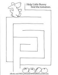 mazes printable for kindergarten google search kinder