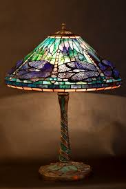 tiffany kitchen lights dragonfly lamp stained glass tiffany lamp desk lamp
