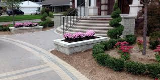 How To Cut Patio Pavers Brick Pavers Vs Concrete Trim Cut Landscaping